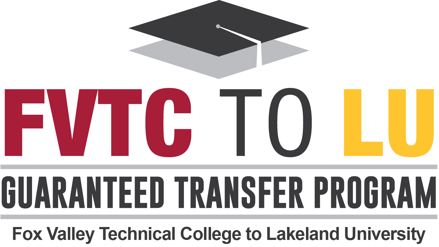 Lake to Lake - Guaranteed transfer - Fox Valley Technical College to Lakeland University
